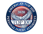 America's Top 100 Personal Injury Attorneys Award